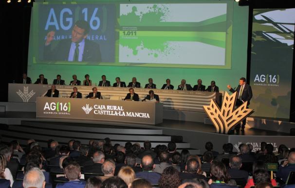 Caja Rural Castilla-La Mancha celebra este viernes su Asamblea General, la primera de Javier López como presidente