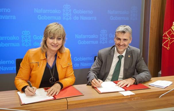 El Gobierno de Navarra y la UPNA firman un convenio para investigar la represión tras el golpe de 1936 y el franquismo