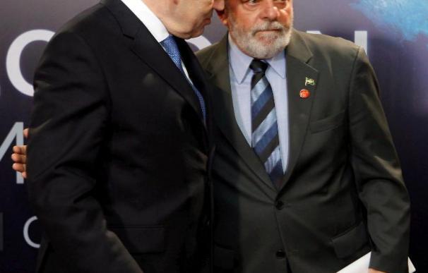 El Instituto de Relaciones Exteriores de Londres concede a Lula el premio Chatham House 2009