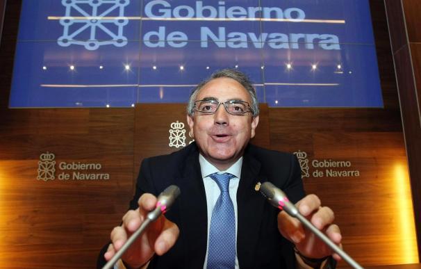Sanz anuncia la ruptura del pacto de Gobierno entre UPN y CDN
