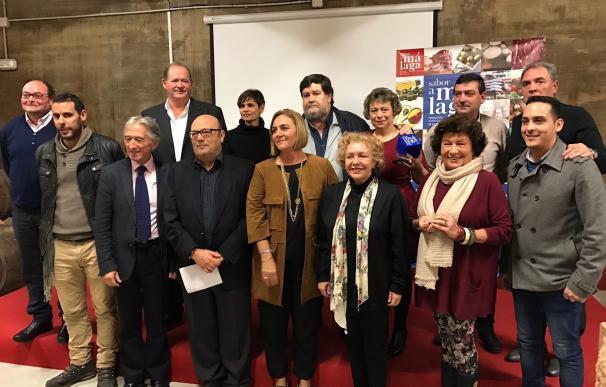Las bodegas Lunares, Bentomiz, Cortijo La Fuente y Dimobe, ganan el Concurso de Vinos Sabor a Málaga