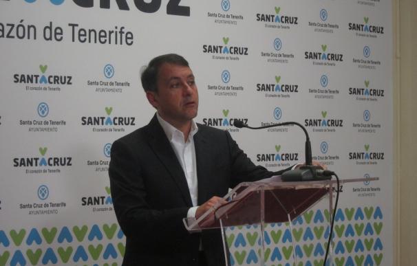 """Bermúdez dice que el interés general queda """"salvaguardado"""" tras la sentencia del 'caso Las Teresitas'"""