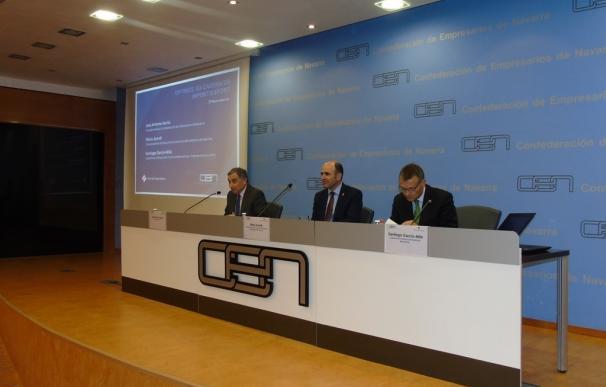 Ayerdi aboga por actualizar la estrategia logística de Navarra
