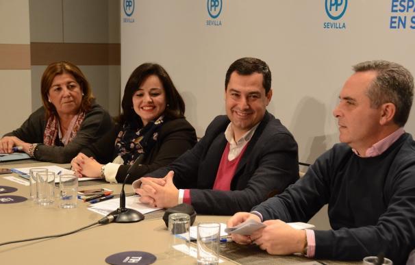 """Sector crítico del PP de Sevilla no entiende """"las prisas"""" para votar y el oficialista ve """"perjudicial"""" alargarlo más"""