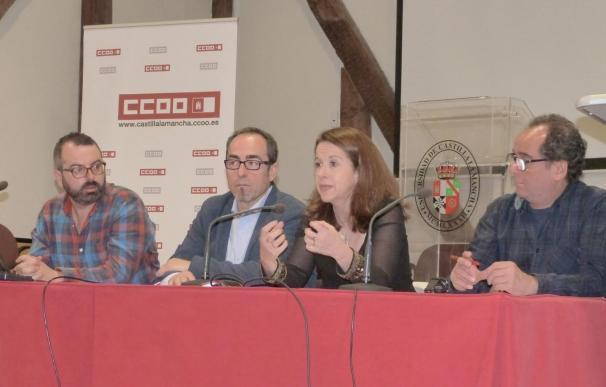 """CCOO pide a la Junta a que """"a la mayor brevedad posible"""" C-LM cuente con un Instituto de Prevención de Riesgos Laborales"""