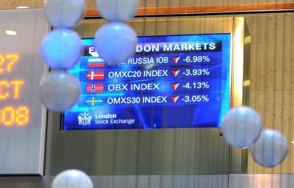 Los futuros europeos muestran tendencia mixta antes del inicio de la sesión