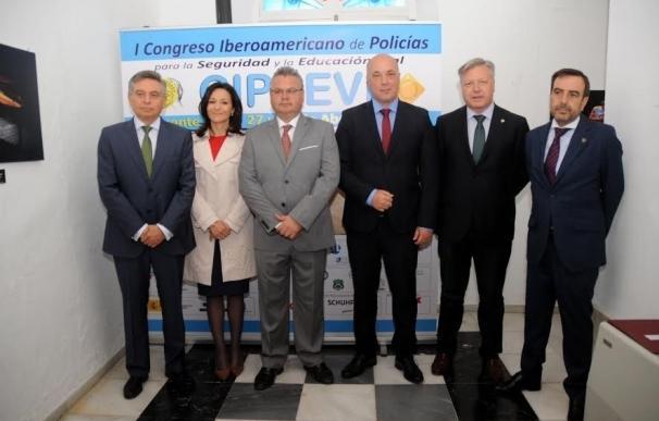 Diputación y Junta remarcan la importancia de trabajar por la convivencia y seguridad vial
