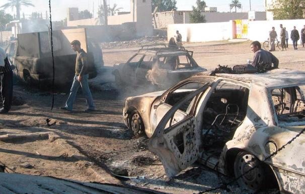 Dos insurgentes muertos en un tiroteo con la Policía tras matar a un civil en Bagdad