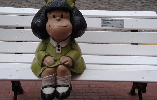 Mafalda cumple 45 años (Wikipedia)