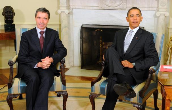 La guerra en Afganistán es asunto de toda la OTAN, no sólo de EE.UU., dice Obama