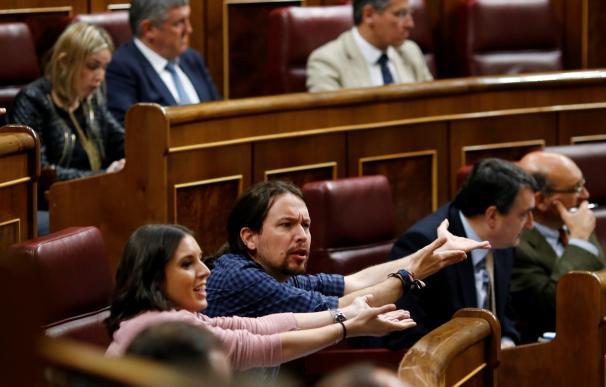 La moción de censura de Podemos sólo suma a Compromís y la disposición a hablar de los independentistas de ERC y PDeCAT