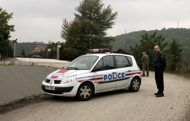 La policía francesa, en alerta ante posibles robos de ETA en armerías