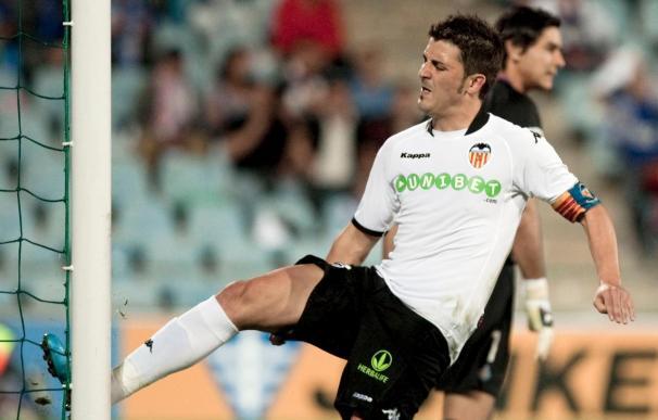 Villa igualará su récord de partidos seguidos con gol si marca ante el Racing