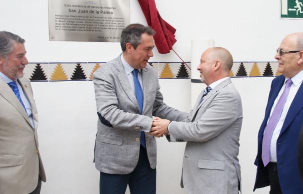 La 'Casa de los Artistas' abre sus puertas convertida en residencia de mayores y creará 50 puestos de trabajo