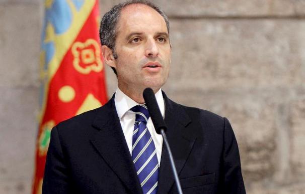 El PSPV pedirá hoy la disolución de Les Corts, la renuncia de Camps y elecciones anticipadas