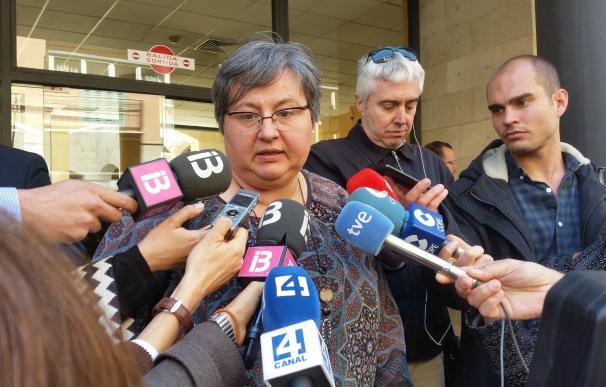 Seijas recurrirá el auto judicial que le deniega su reintegración en Podemos de Baleares