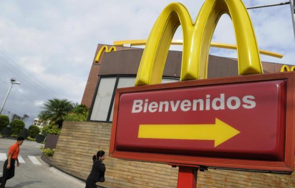 McDonald's dice que las empresas deben luchar e innovar para mantener ventas