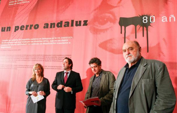"""La vigencia de """"Un perro andaluz"""" en una exposición en San Sebastián"""