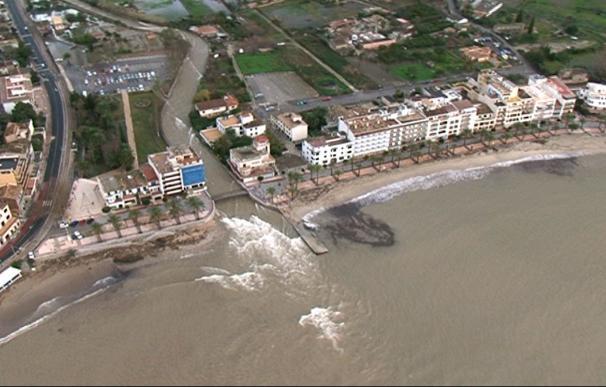 Baleares estará en alerta naranja a partir de medianoche por fuertes lluvias