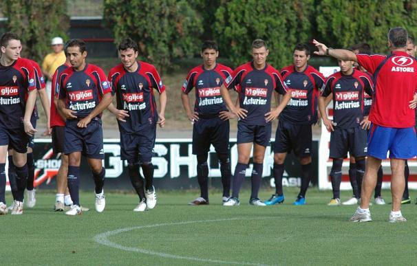 Gerard se presenta como la única novedad del Sporting para Valencia