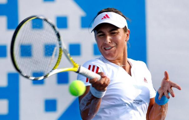 Anabel Medina cae en segunda ronda del torneo de Cantón