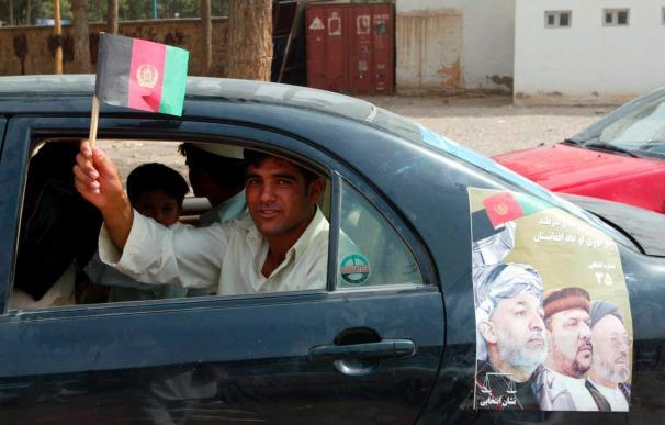Karzai dice que el fraude en las elecciones presidenciales no ha sido masivo