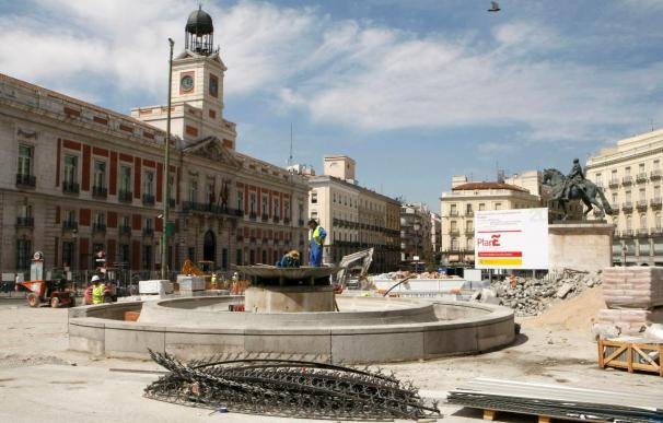 El Ayuntamiento de Madrid sustituye el emblemático Kilómetro Cero