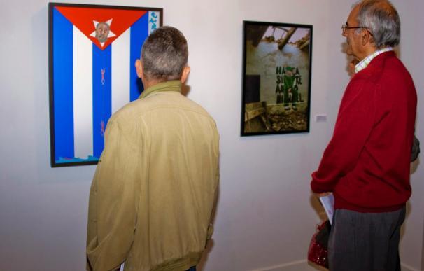 Treinta y ocho artistas transforman a Fidel Castro en un icono pop en Cáceres