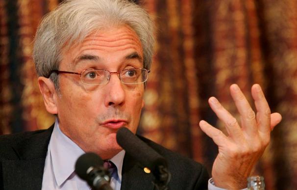El Premio Nobel Albert Fert, investido doctor honoris causa en Zaragoza