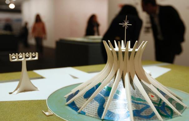 La innovadora arquitectura de Niemeyer plasmada en siete décadas de trabajo