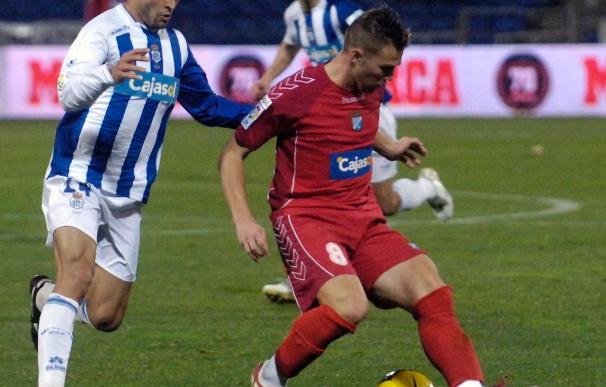 Antoñito recuerda que ya venció en el Bernabéu con el Racing y el Sevilla