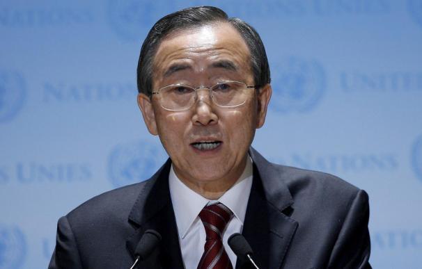 Ban pide renovar el multilateralismo para abordar las crisis globales