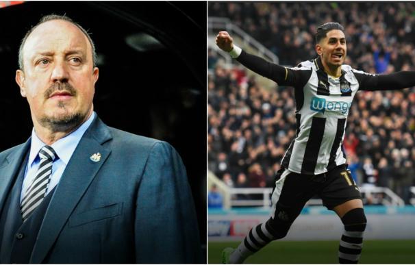 El Newcastle de Rafa Benítez asciende a la Premier