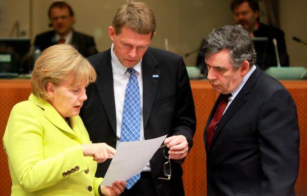 Los líderes de la UE se reúnen hoy para preparar la cumbre del G-20