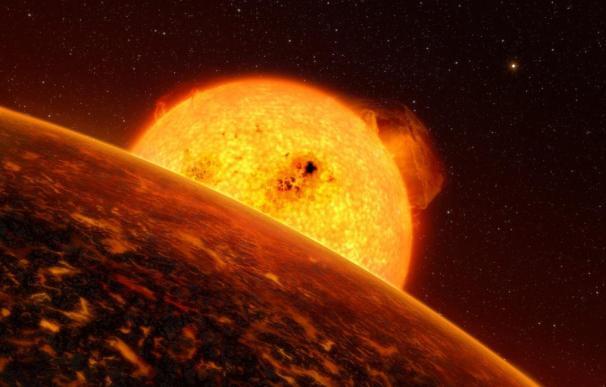 Descubren en Chile la masa y densidad del exoplaneta más pequeño conocido