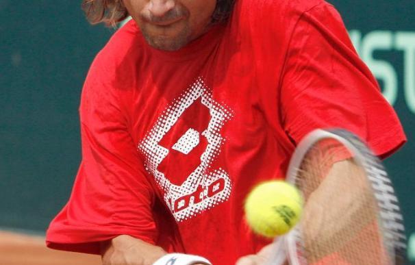 Ferrer y Levy abrirán la eliminatoria de la Copa Davis entre España e Israel