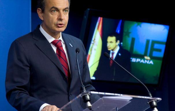 Zapatero espera hoy en Bruselas una posición común de la UE ante el G-20