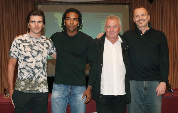 """Juanes defiende el arte como """"arma de paz"""" en la presentación del recital en Cuba"""