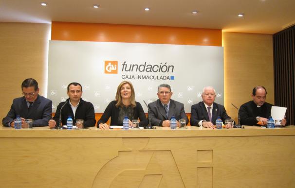 CAI y Acción Social Católica ayudarán con 60.000 euros a cubrir las necesidades básicas de cien niños
