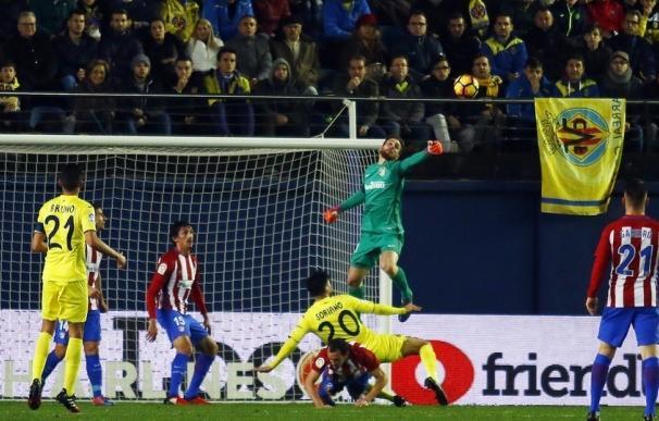 Previa del Atlético de Madrid - Villarreal