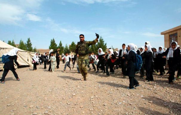 Al menos 2 muertos en un ataque suicida contra un convoy de la ISAF en Kabul