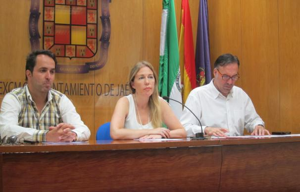 División de los concejales no adscritos, antiguos Ciudadanos en el Ayuntamiento de la capital jiennense