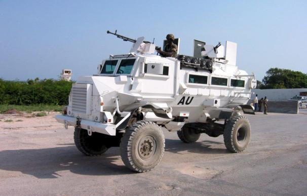 Nueve militares de la Misión de la Unión Africana mueren en un atentado en Somalia