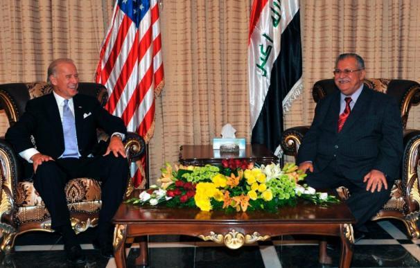 El vicepresidente estadounidense insiste en la importancia de la reconciliación nacional iraquí