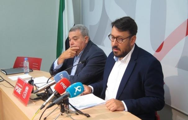 El PSOE de Badajoz critica que la inversión en la provincia desciende un 37,6 por ciento