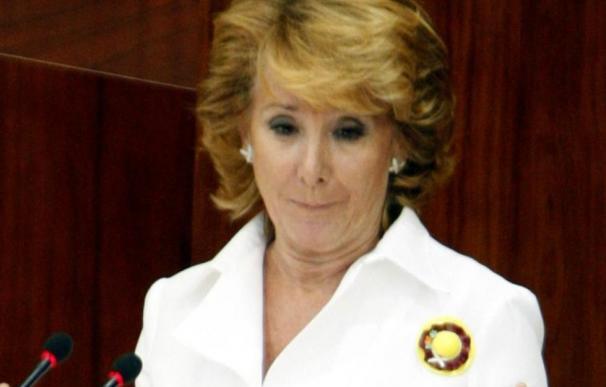 La Comunidad de Madrid pondrá tarimas para los profesores en todos los centros públicos