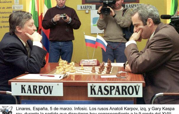 Las apuestas ofrecen 250 euros por euro invertido en el caso de victoria de Karpov