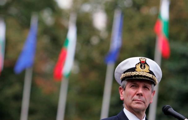 El Comité miliar de la OTAN evalúa joy en Portugal la misión en Afganistán