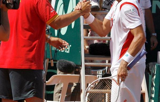 Ferrer y Ferrero arriman a España a la final