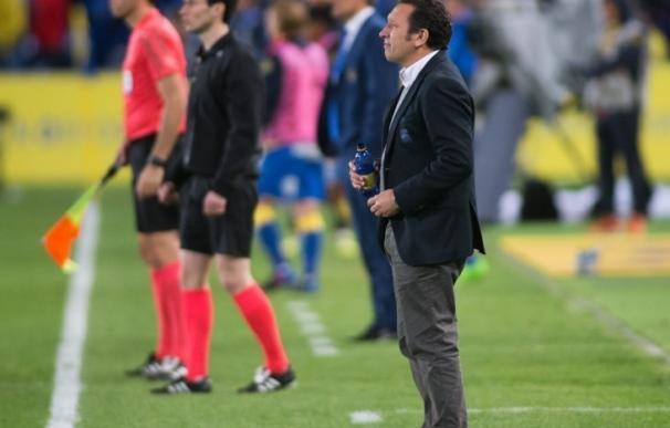 """Eusebio Sacristán: """"Hemos logrado manejar el partido"""""""